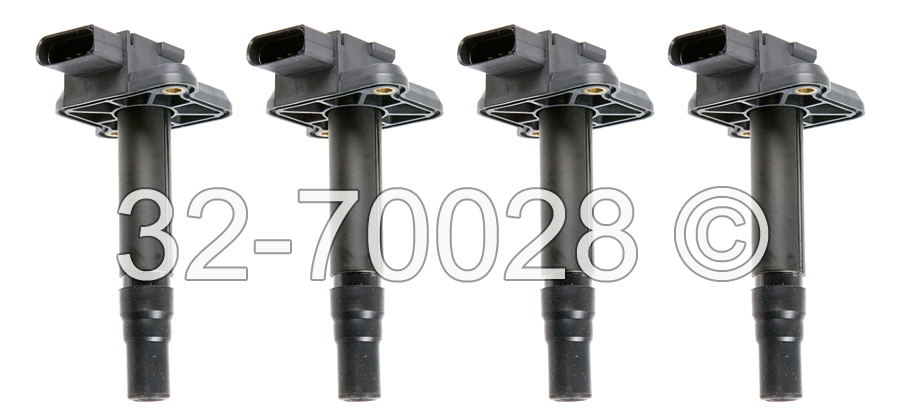 Volkswagen Jetta                          Ignition Coil SetIgnition Coil Set