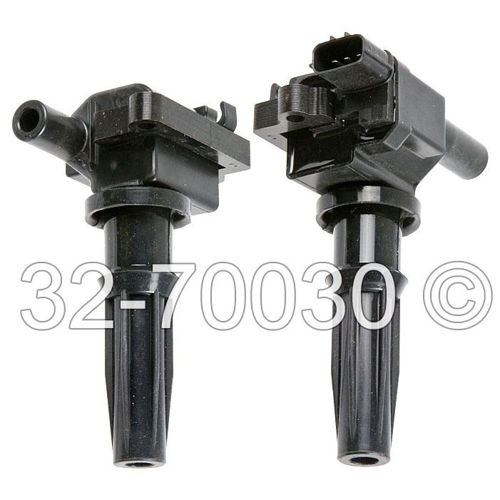 Hyundai Santa Fe                       Ignition Coil SetIgnition Coil Set