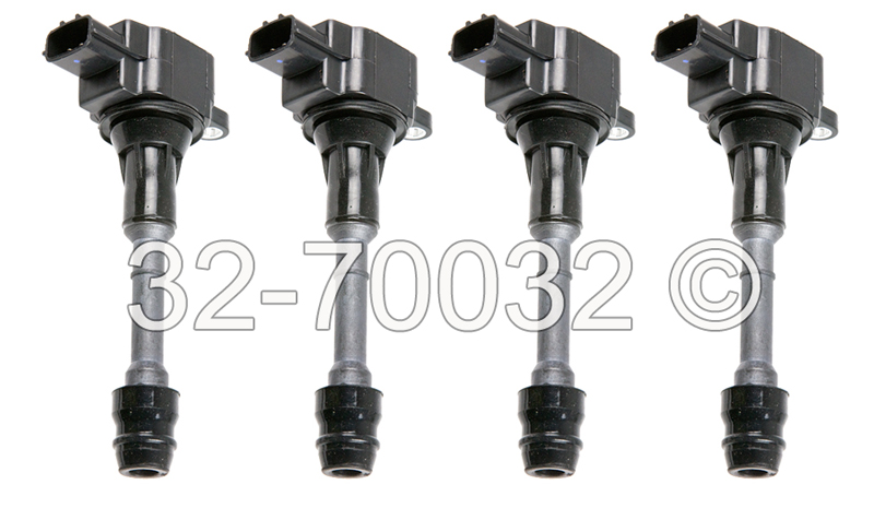 Nissan Altima                         Ignition Coil SetIgnition Coil Set