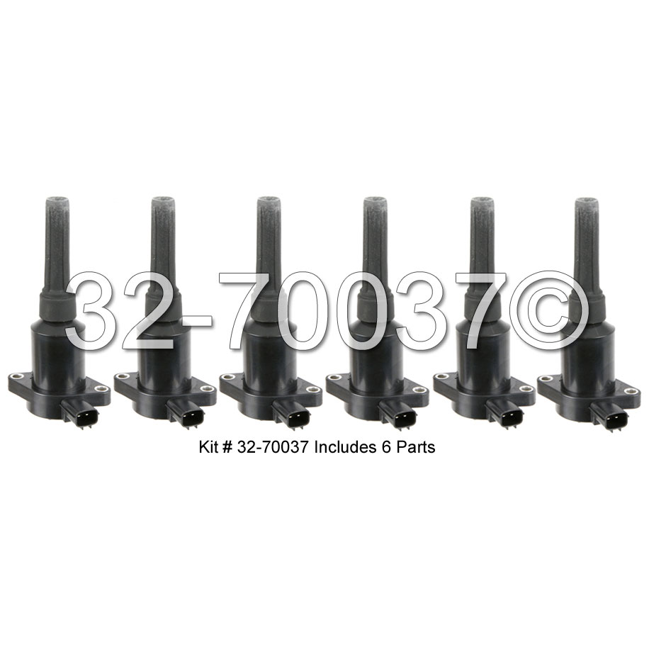 Jaguar XJR                            Ignition Coil SetIgnition Coil Set