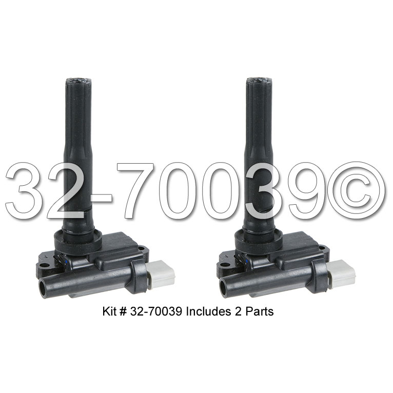 Chevrolet Tracker                        Ignition Coil SetIgnition Coil Set