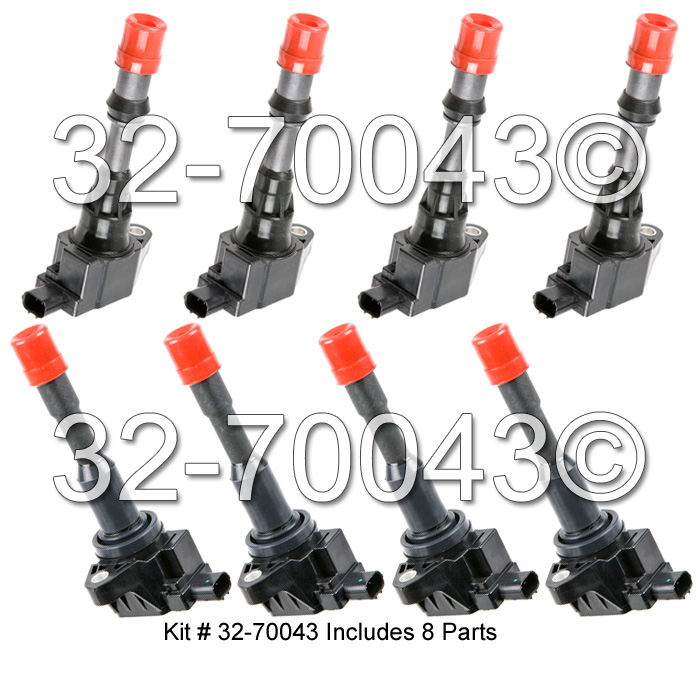 Honda Civic                          Ignition Coil SetIgnition Coil Set