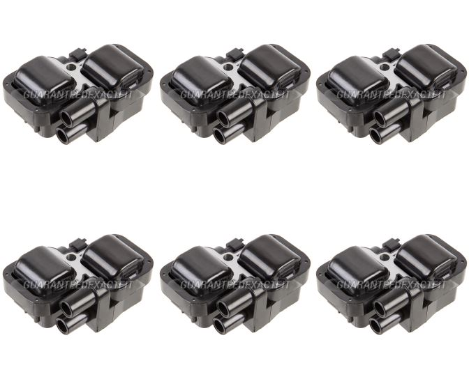 Mercedes_Benz C320                           Ignition Coil SetIgnition Coil Set