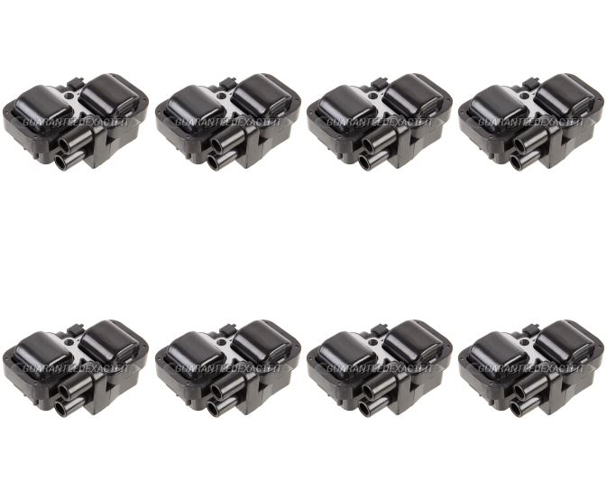 Mercedes_Benz SLK55 AMG                      Ignition Coil SetIgnition Coil Set