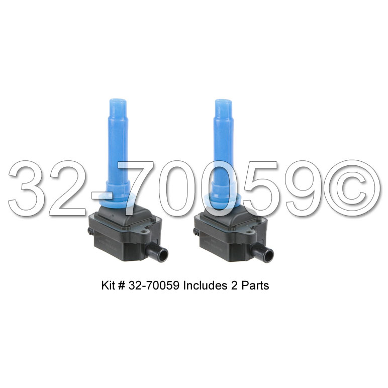 Kia Spectra                        Ignition Coil SetIgnition Coil Set