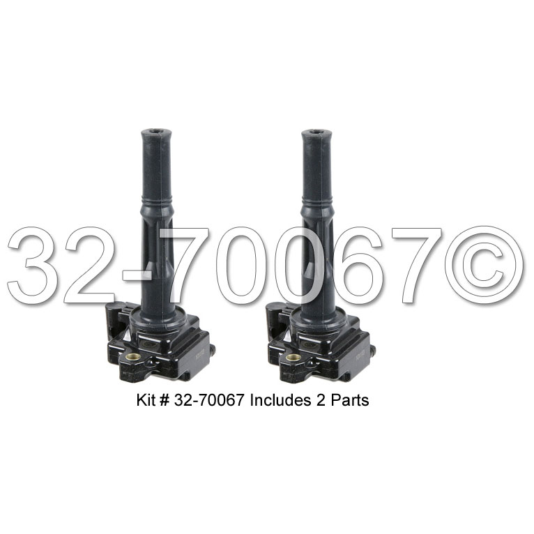 Toyota Paseo                          Ignition Coil SetIgnition Coil Set