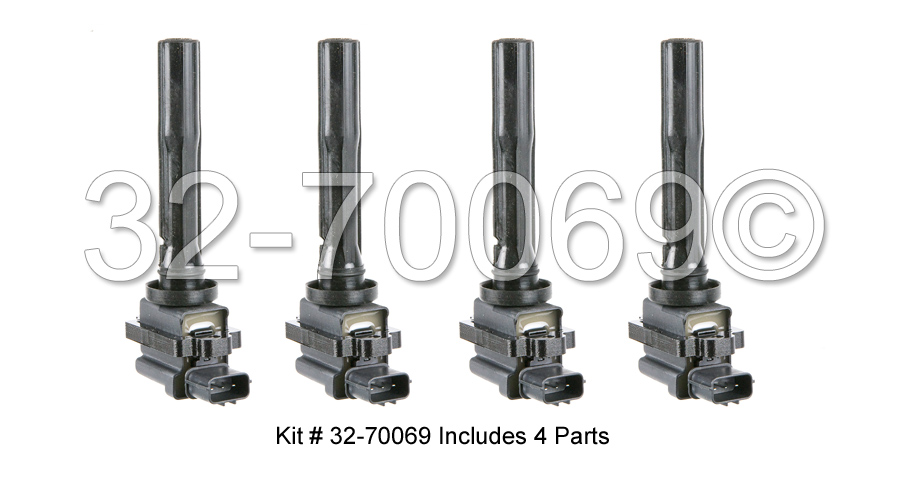 Suzuki Esteem                         Ignition Coil SetIgnition Coil Set
