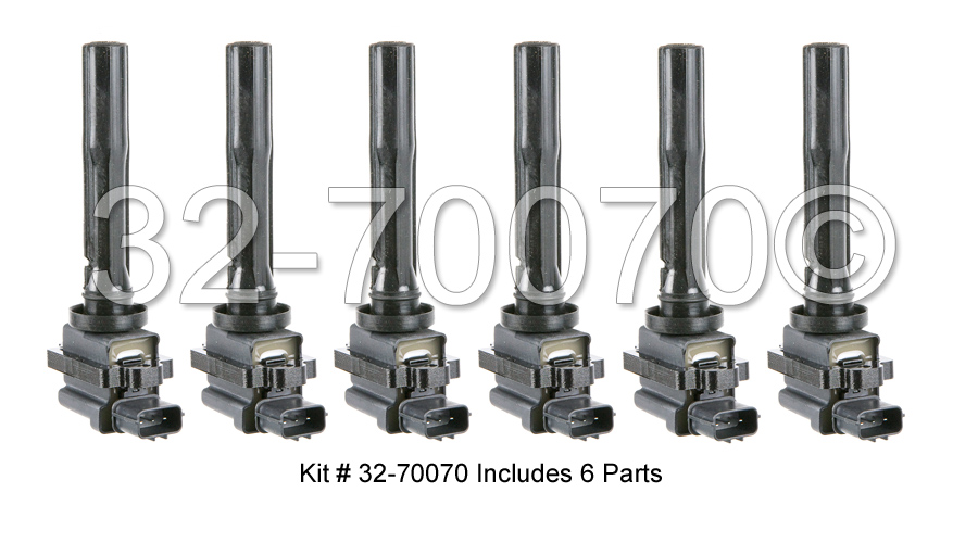Suzuki XL-7                           Ignition Coil SetIgnition Coil Set