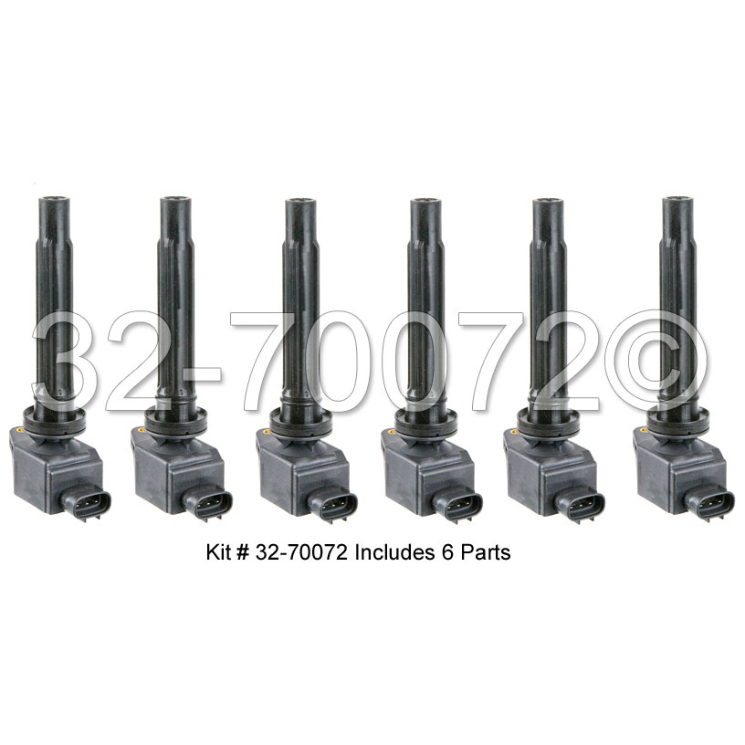 Suzuki Grand Vitara                   Ignition Coil SetIgnition Coil Set