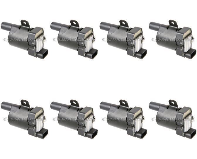 Chevrolet SSR                            Ignition Coil SetIgnition Coil Set