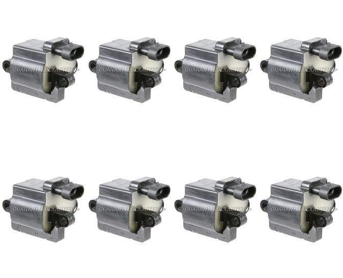 Chevrolet Silverado                      Ignition Coil SetIgnition Coil Set