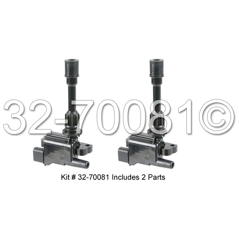 Mazda Protege                        Ignition Coil SetIgnition Coil Set