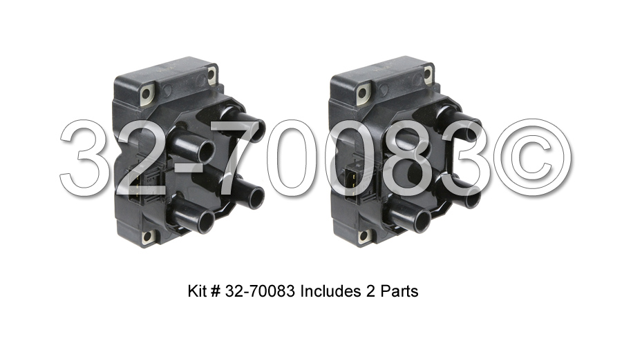 Land_Rover Range Rover                    Ignition Coil SetIgnition Coil Set