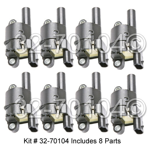 GMC Envoy                          Ignition Coil SetIgnition Coil Set