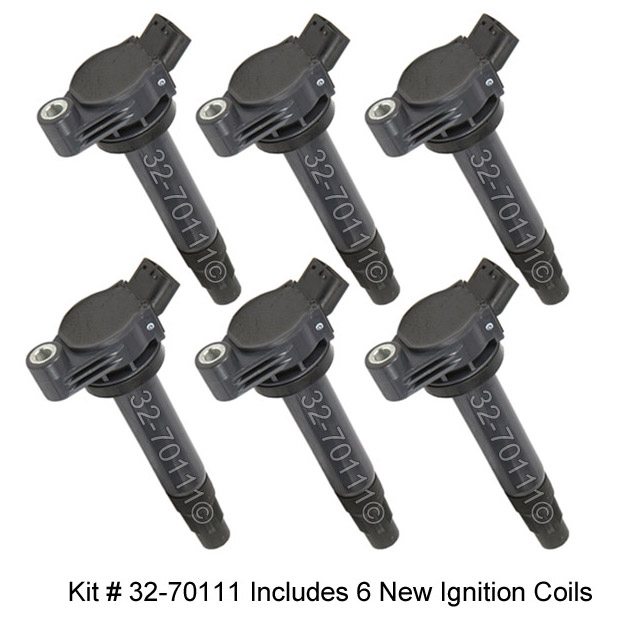 Toyota Solara                         Ignition Coil SetIgnition Coil Set