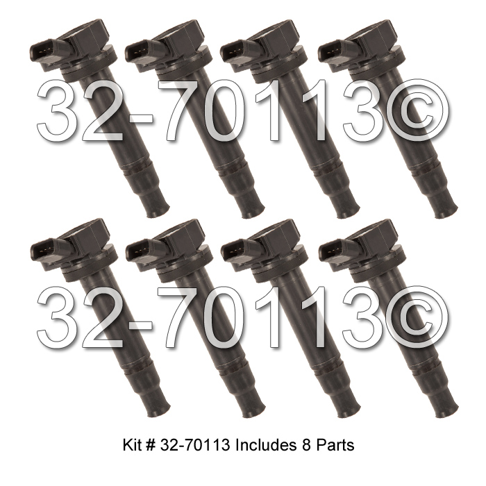 Lexus GX470                          Ignition Coil SetIgnition Coil Set