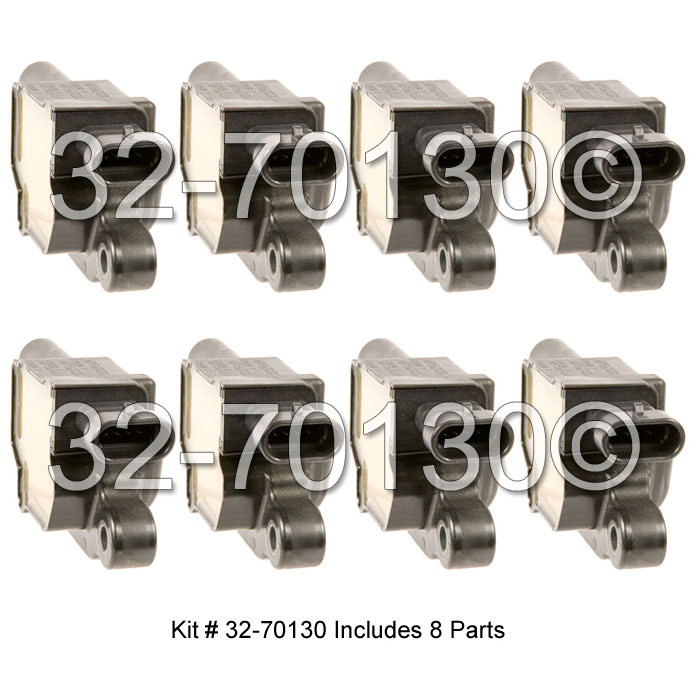 Buick Rainier                        Ignition Coil SetIgnition Coil Set