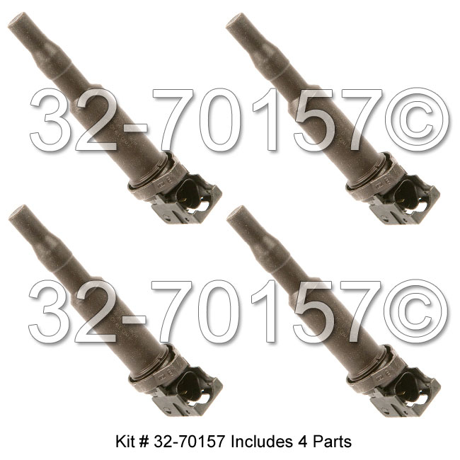 Mini Cooper                         Ignition Coil SetIgnition Coil Set