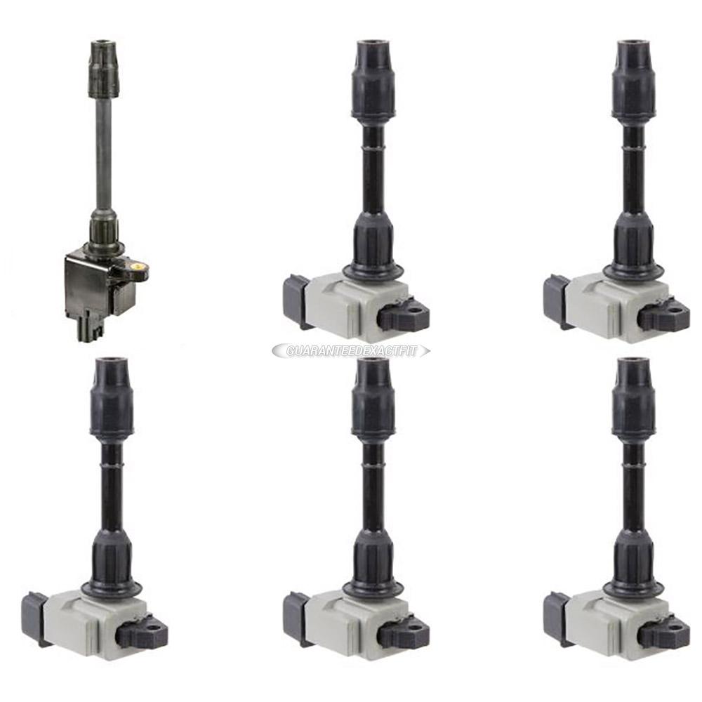 Nissan Pathfinder                     Ignition Coil SetIgnition Coil Set