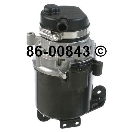 Mini Cooper                         Steering Pump