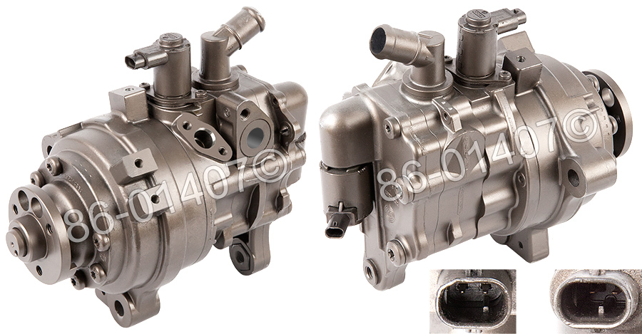 BMW Alpina B7L                     Steering Pump