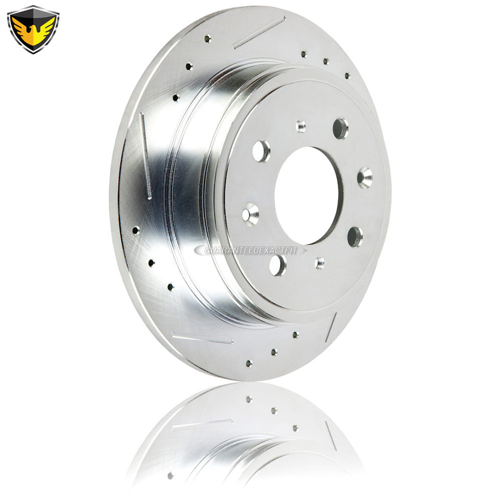 Acura Integra                        Brake Disc RotorBrake Disc Rotor