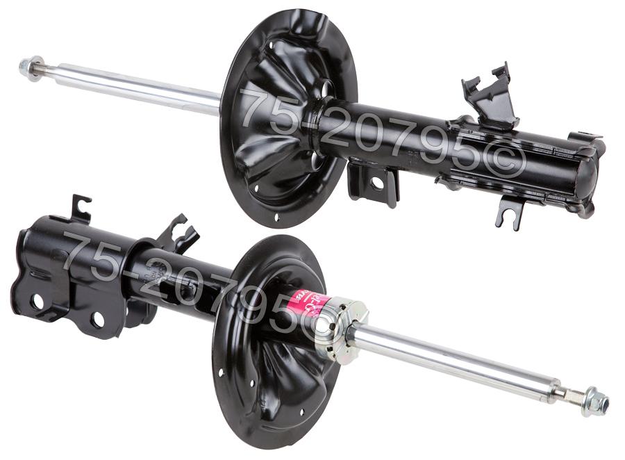 Nissan Maxima                         Strut AssemblyStrut Assembly