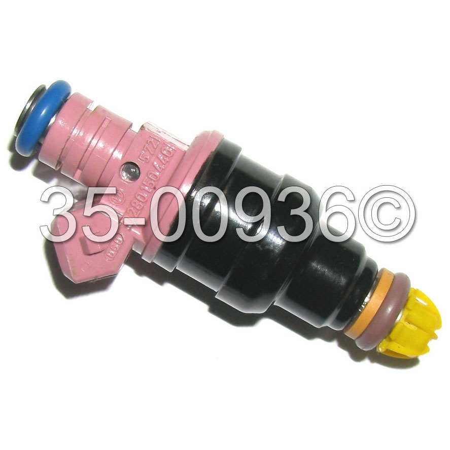 BMW 528                            Fuel InjectorFuel Injector