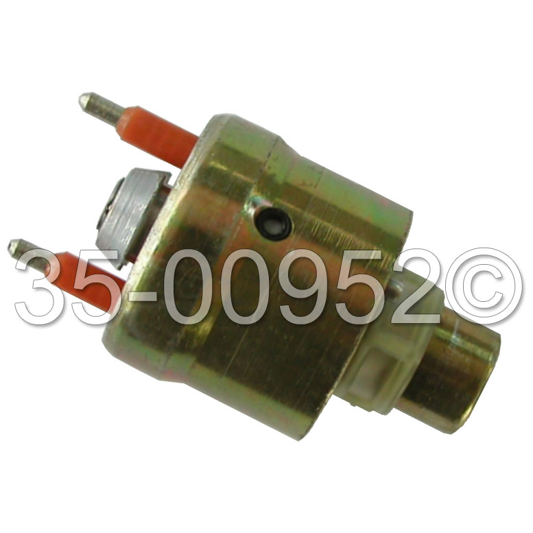 GMC S15 Jimmy                      Fuel InjectorFuel Injector