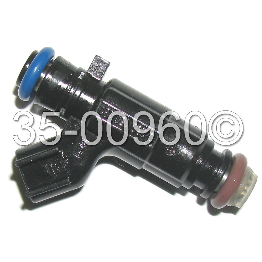 Cadillac STS                            Fuel InjectorFuel Injector