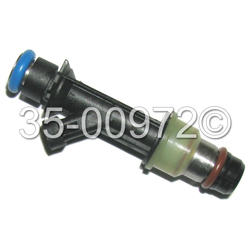 Chevrolet Trailblazer                    Fuel InjectorFuel Injector