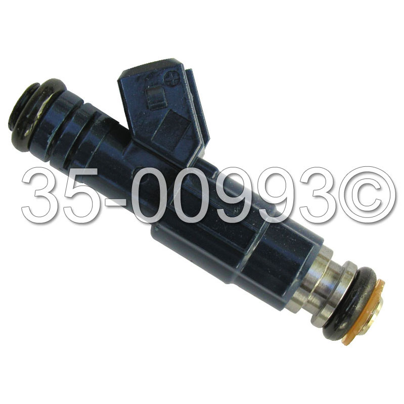Cadillac Catera                         Fuel InjectorFuel Injector