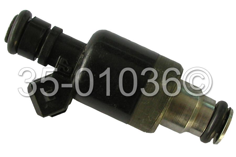 Pontiac Firebird                       Fuel InjectorFuel Injector