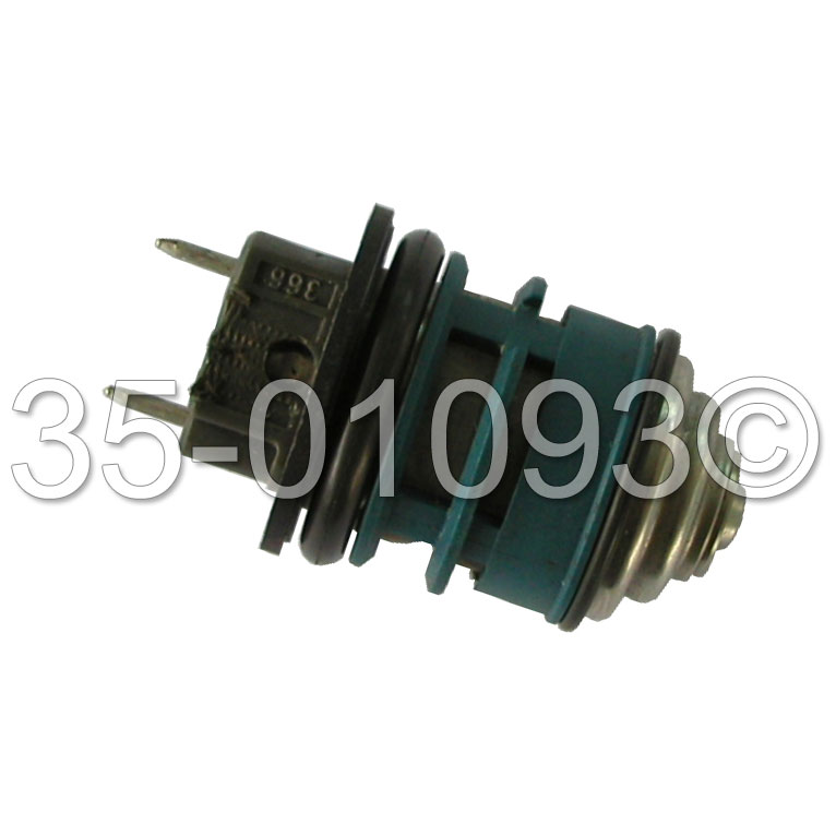Dodge Aries                          Fuel InjectorFuel Injector