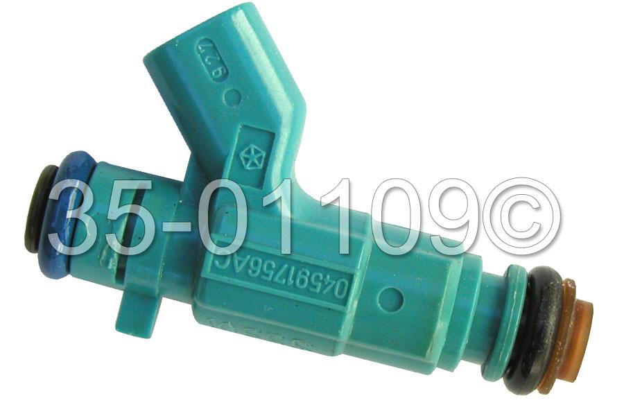 Dodge Stratus                        Fuel InjectorFuel Injector