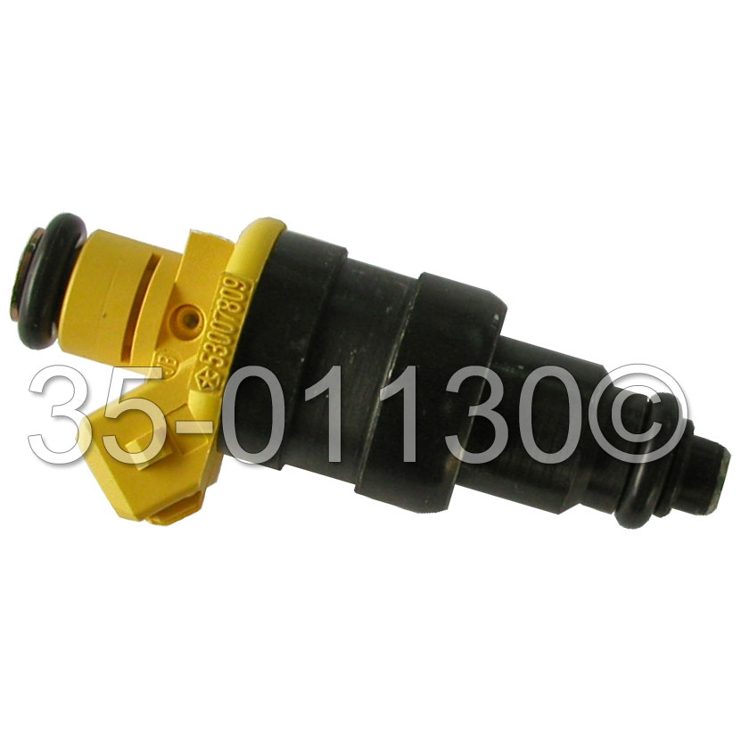 Dodge Ramcharger                     Fuel InjectorFuel Injector