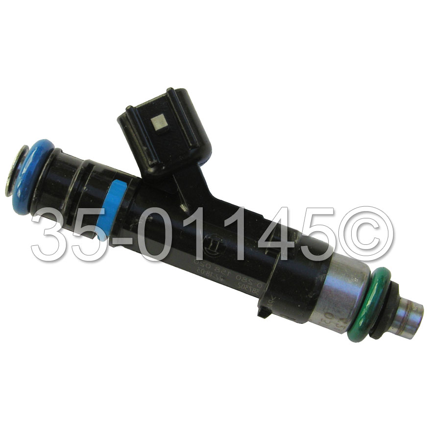 Dodge Dakota                         Fuel InjectorFuel Injector