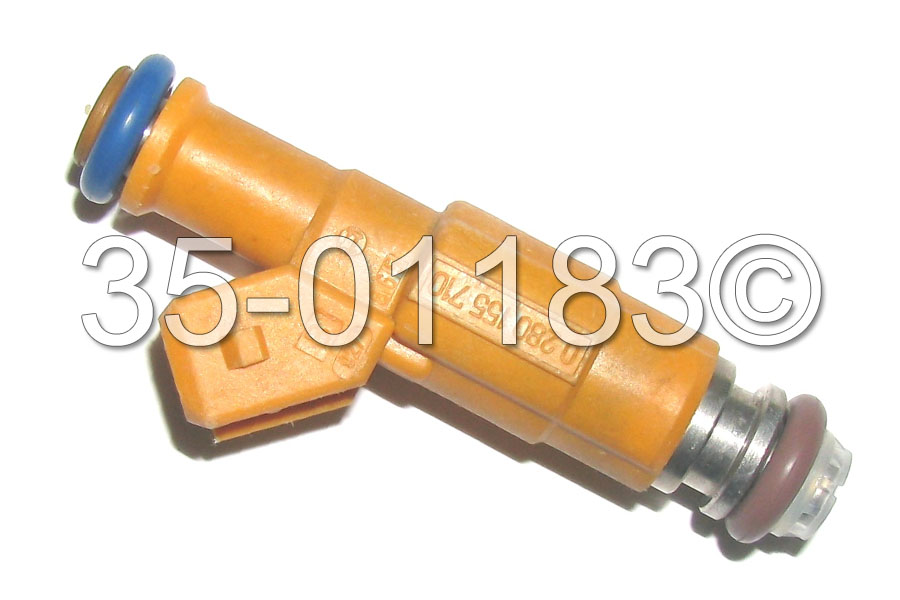 Mercury Mountaineer                    Fuel InjectorFuel Injector