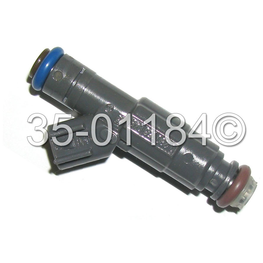 Ford Crown Victoria                 Fuel InjectorFuel Injector