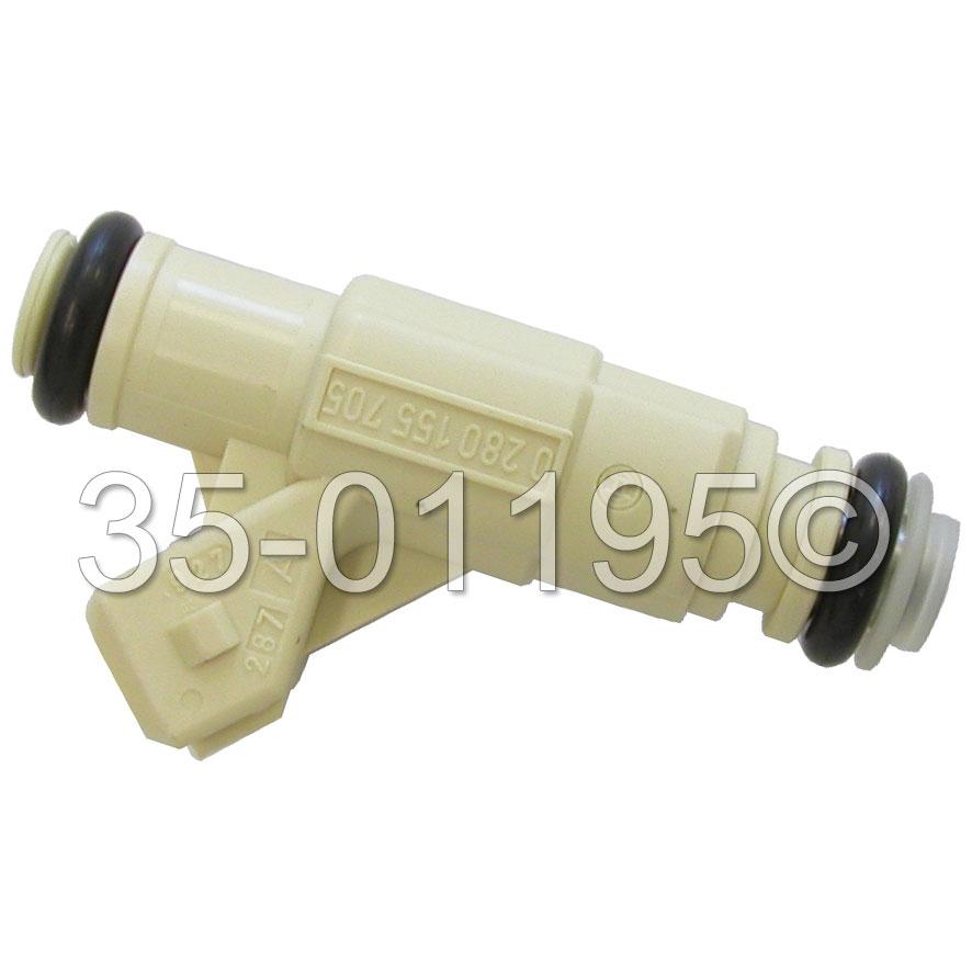 Mercury Tracer                         Fuel InjectorFuel Injector