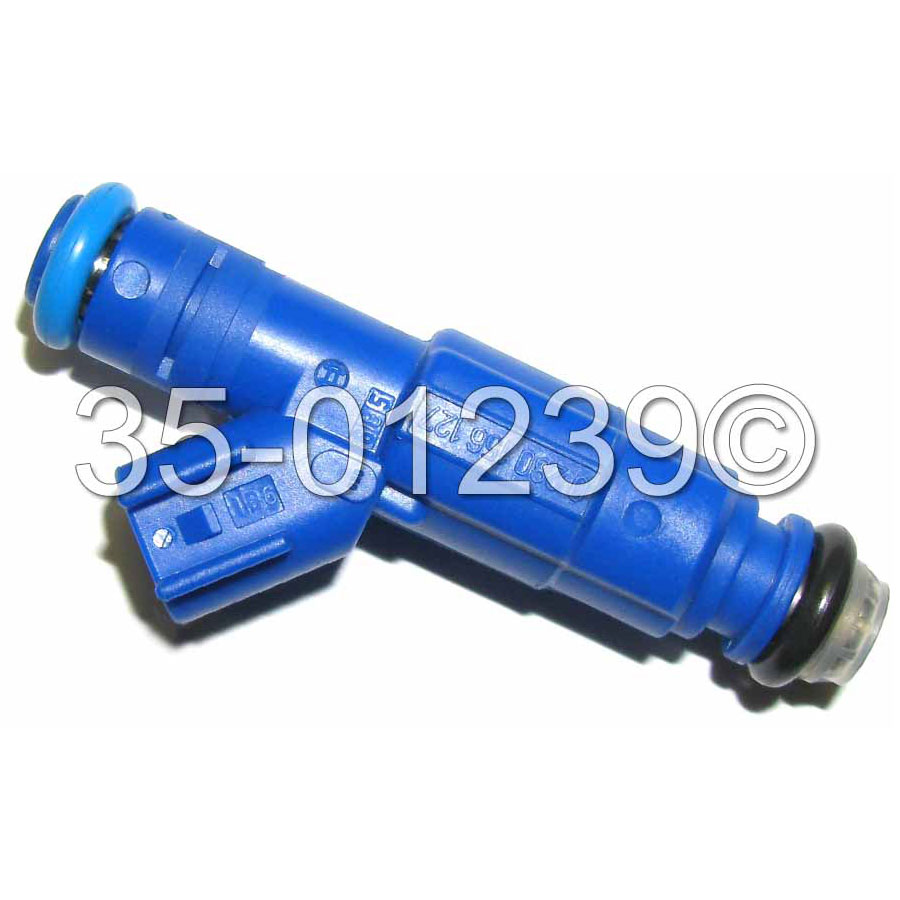 Ford Mustang                        Fuel InjectorFuel Injector