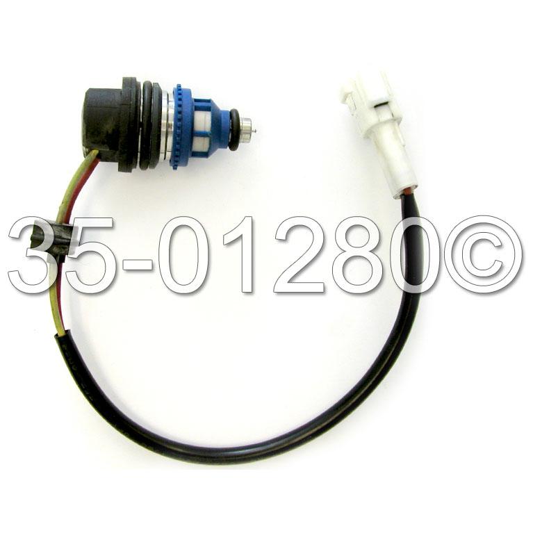 Suzuki Sidekick                       Fuel InjectorFuel Injector
