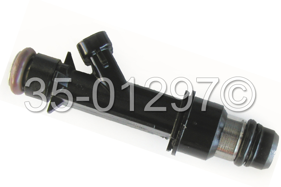 Isuzu Axiom                          Fuel InjectorFuel Injector