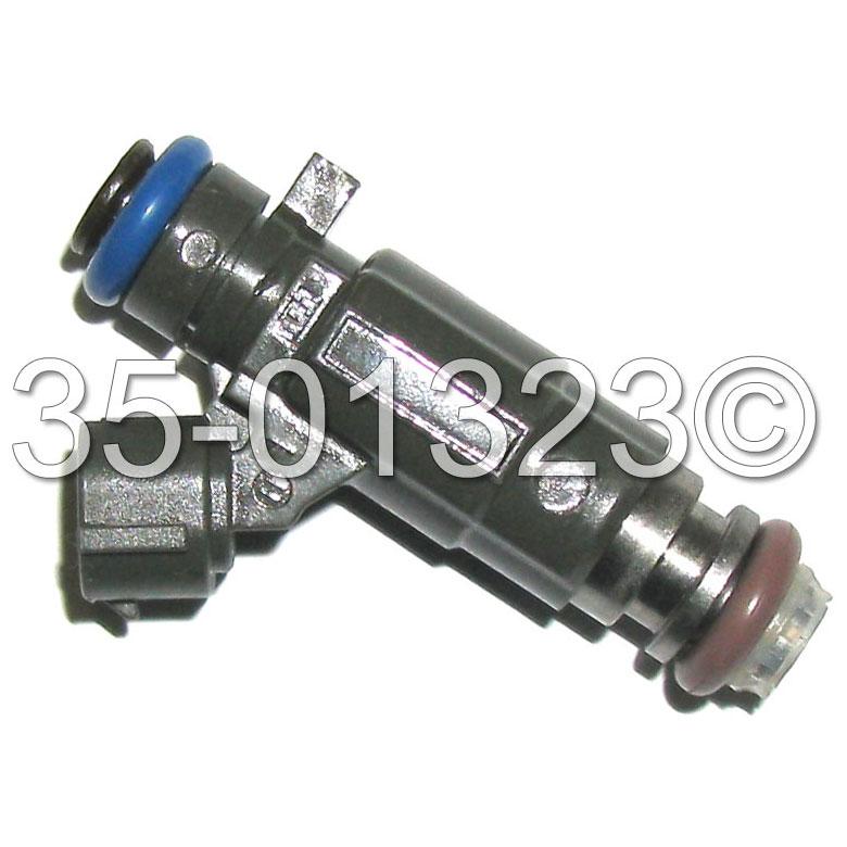 Infiniti FX35                           Fuel InjectorFuel Injector