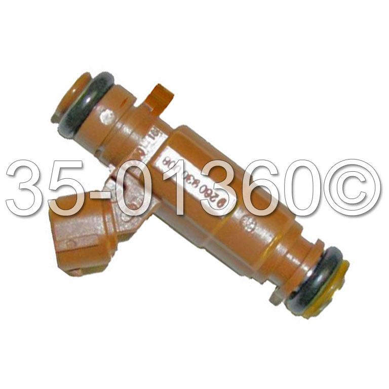 Kia Sephia                         Fuel InjectorFuel Injector
