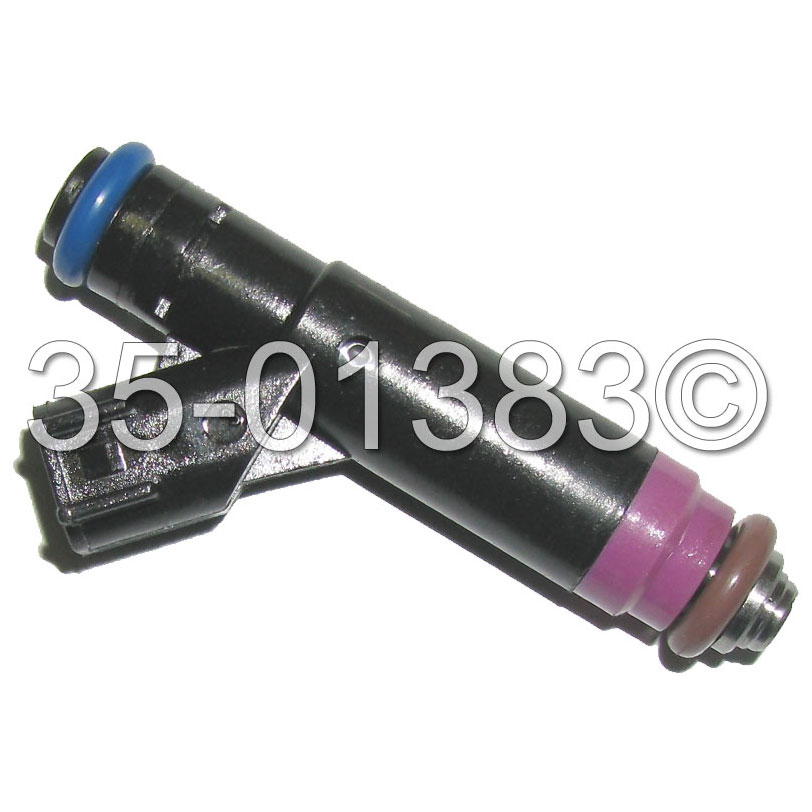 Lincoln Aviator                        Fuel InjectorFuel Injector
