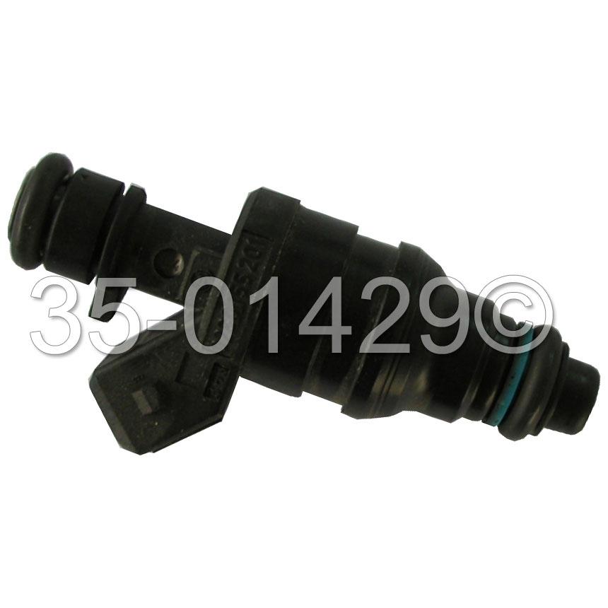 Mercedes_Benz 600SEL                         Fuel InjectorFuel Injector