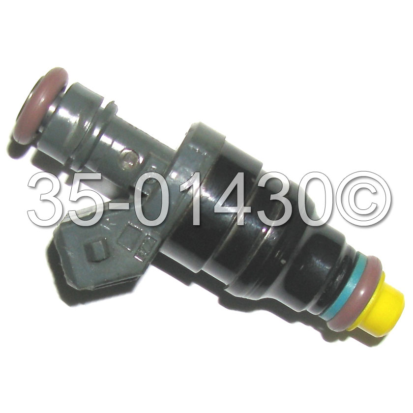 Mercedes_Benz 600SL                          Fuel Injector