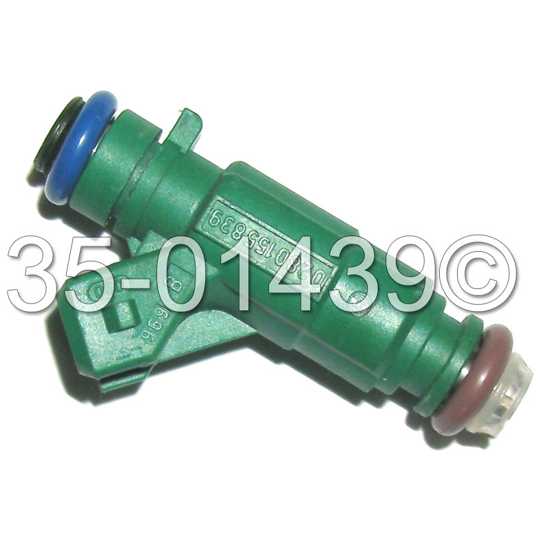 Mercedes_Benz ML320                          Fuel InjectorFuel Injector