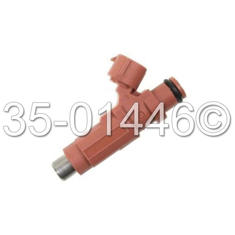 Mitsubishi Endeavor                       Fuel InjectorFuel Injector